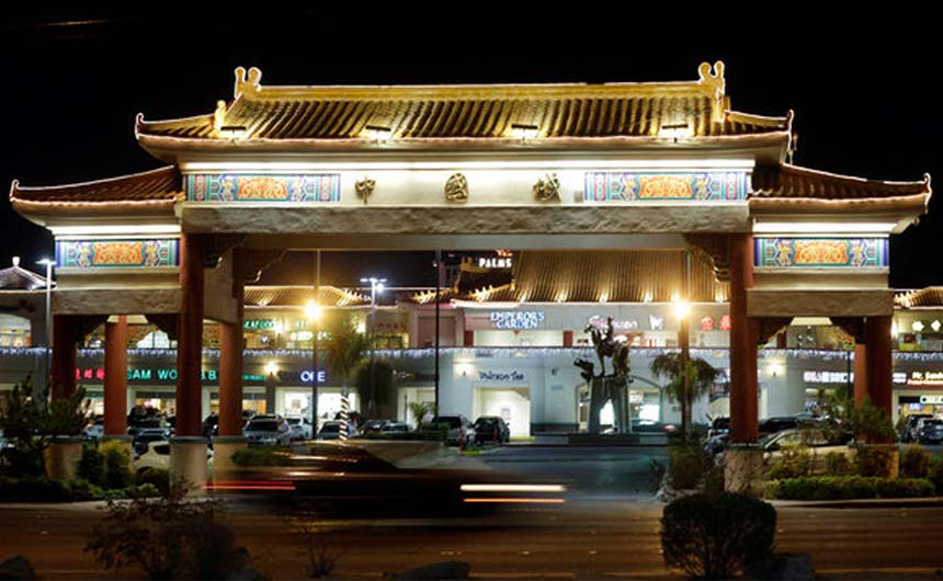 VickeiChinaTown