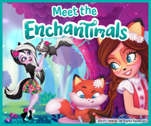 ENCHANTIMALS - WEB BANNER RGB