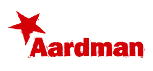 Aardman Logo - RGB - Red