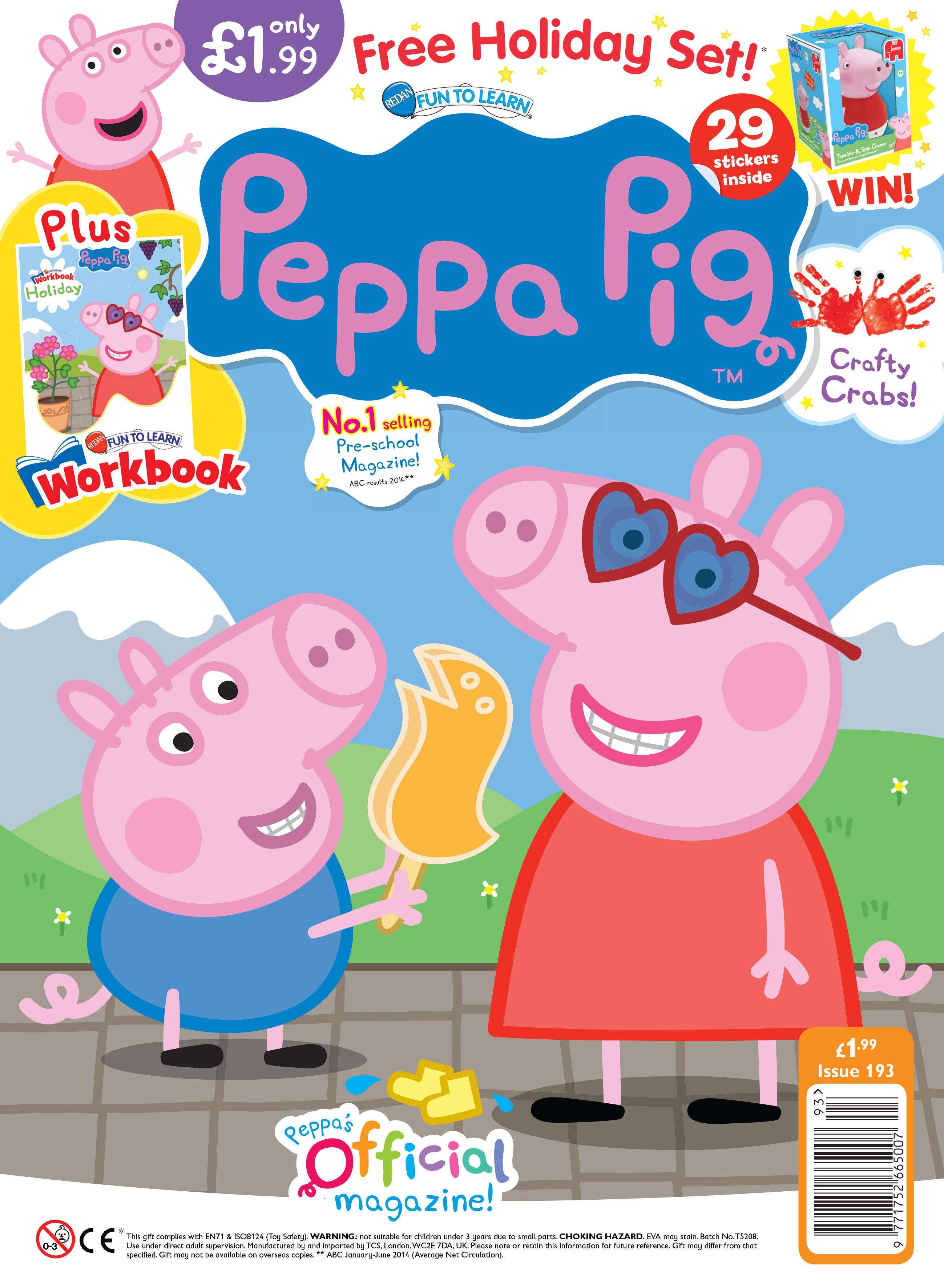 Peppa cover