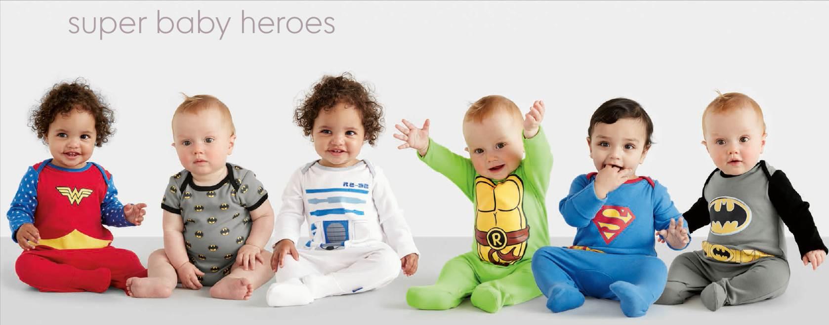 Super hero babies