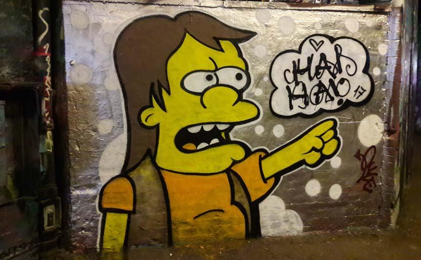 SimpsonsArt