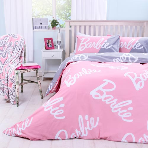 primark grows homeware offer with barbie line licensing. Black Bedroom Furniture Sets. Home Design Ideas