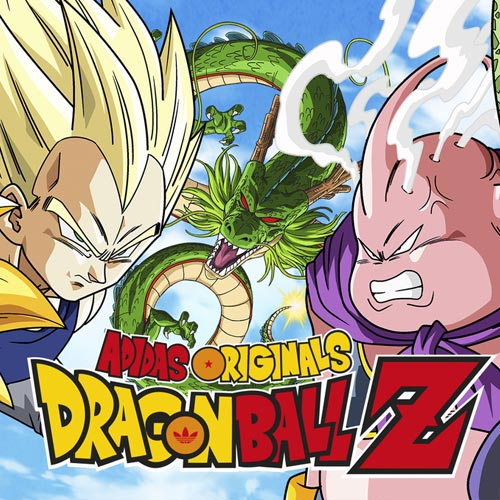 9d672b228b1 Dragon Ball Z puts best foot forward with adidas   Licensing Source
