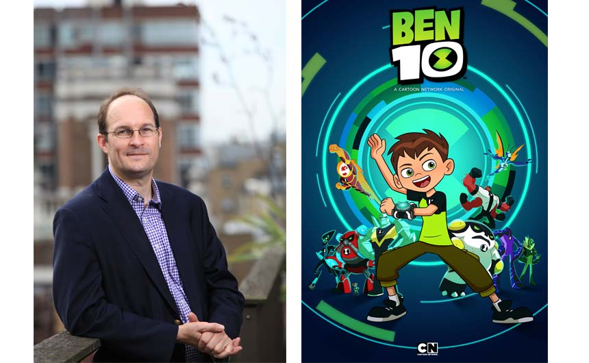 Ben 10 was among the top performers for Cartoon Network in 2018, says Graham Saltmarsh.