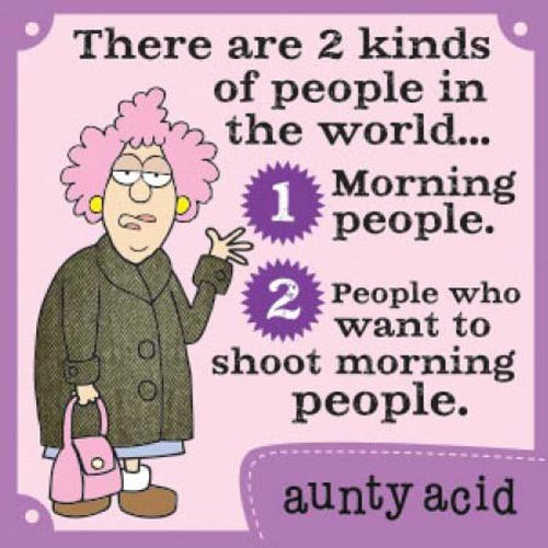 Aunty Acid engages with 500,000 people a week via an 11.6 million social media fanbase.