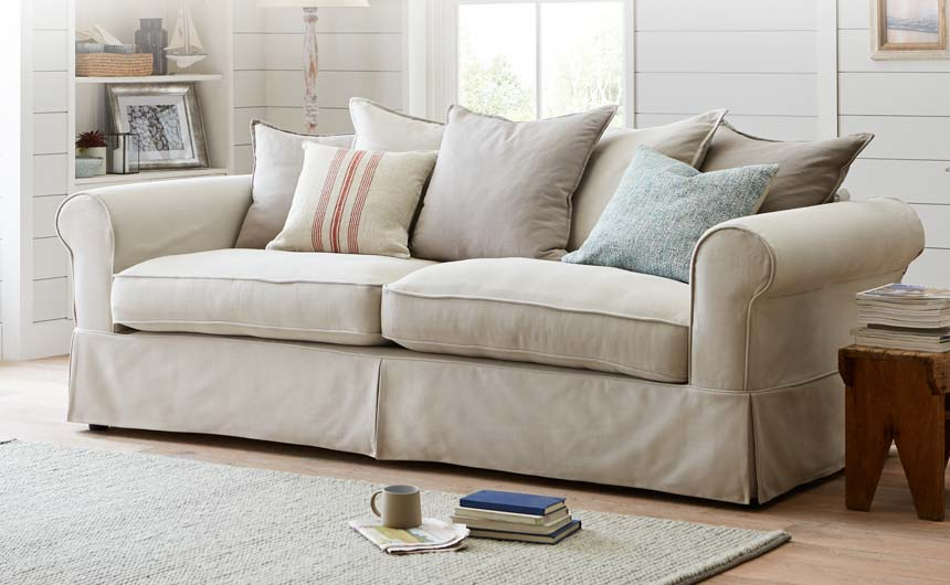 DFS has a range of sofas from both House Beautiful and Country Living.