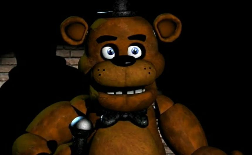 Five Nights at Freddy's has captured the imagination of gamers with its visual style.
