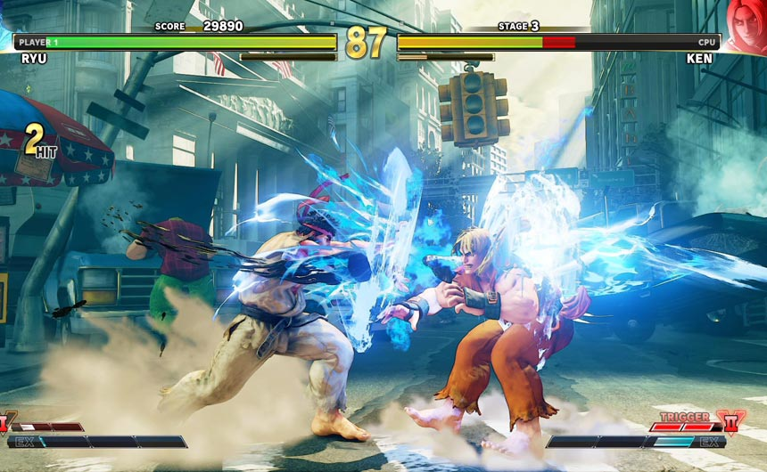 Street Fighter has embedded itself in the music scene, being referenced in lyrics by numerous artists.