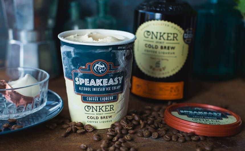 Speakeasy has focused on bringing signature flavours to ice cream via brand partnerships.