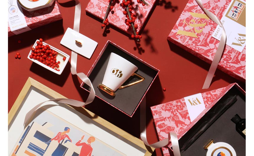 Homeware and gifts ranges from The Beast will be launching in China.