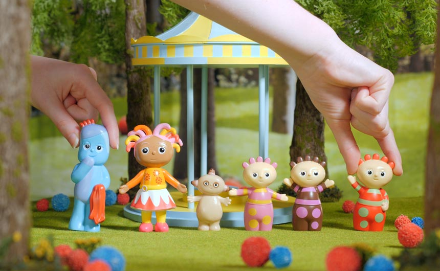WildBrain has produced toy-play short-form content for several brands.