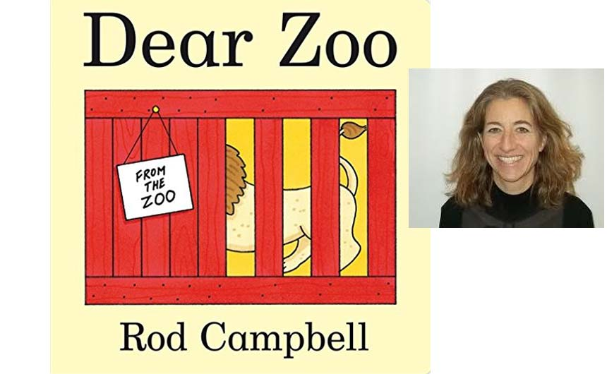 Dear Zoo finished 2018 as the number one picture book in the UK (excluding WBD titles), says Macmillan's Belinda Rasmussen.