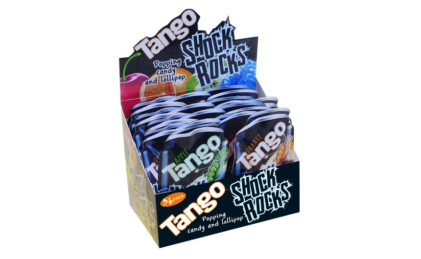 The relationship with Britvic Soft Drinks spans nearly ten years and includes the Tango brand.