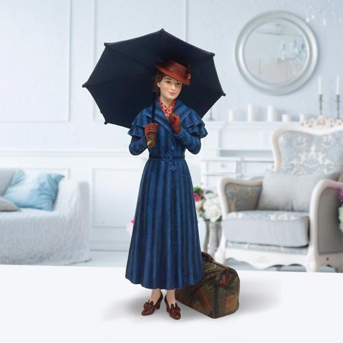 Character-correct figurines and gifts in the Disney Showcase range are handcrafted in stone resin.