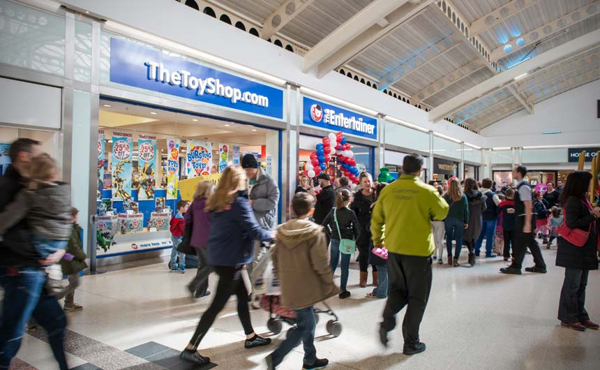 The Entertainer is a retailer making good progress and one that has embraced licensing.