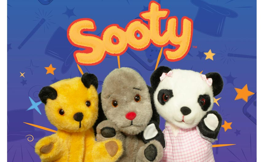 Sooty is a key part of the company's classic brands portfolio.