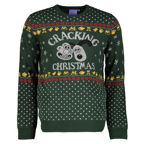 This Wallace & Gromit jumper is one of Sainsbury's online only offers.