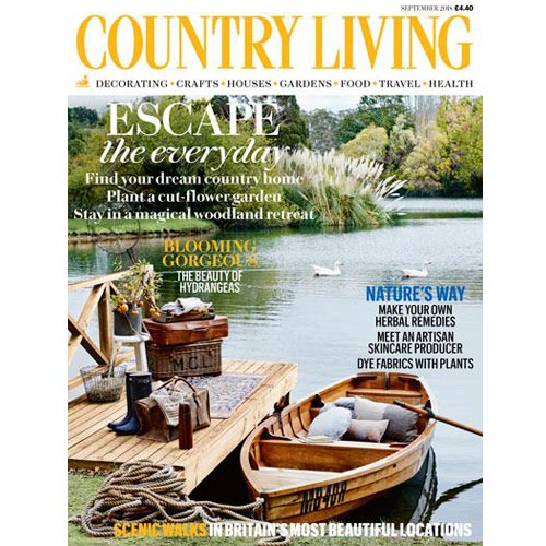 Country Living has expanded beyond the page this year.