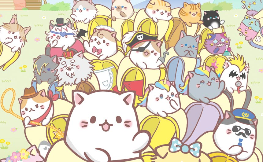 Bananya has been one of Crunchyroll's most successful properties.