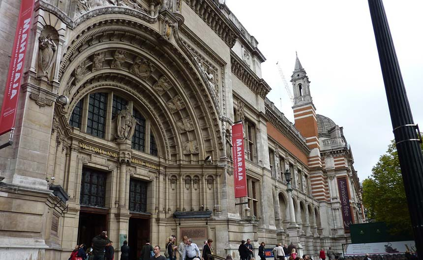 The V&A is a benchmark example of how to work a brand licensing programme.