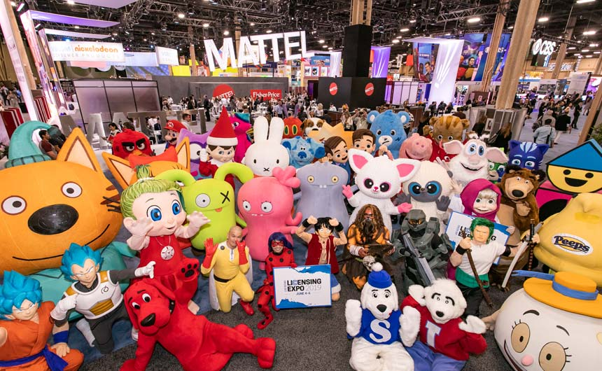 Where better to celebrate a 40th birthday than Las Vegas? Licensing Expo hits the milestone in May.