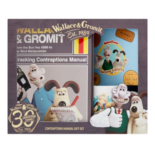 The Haynes Wallace & Gromit contraptions manual was launched by Beams and Haynes.