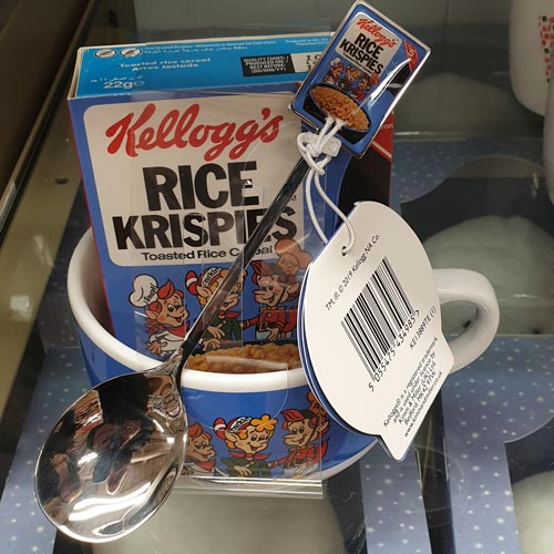 Kellogg's has enjoyed long-term success with its gifting offer.