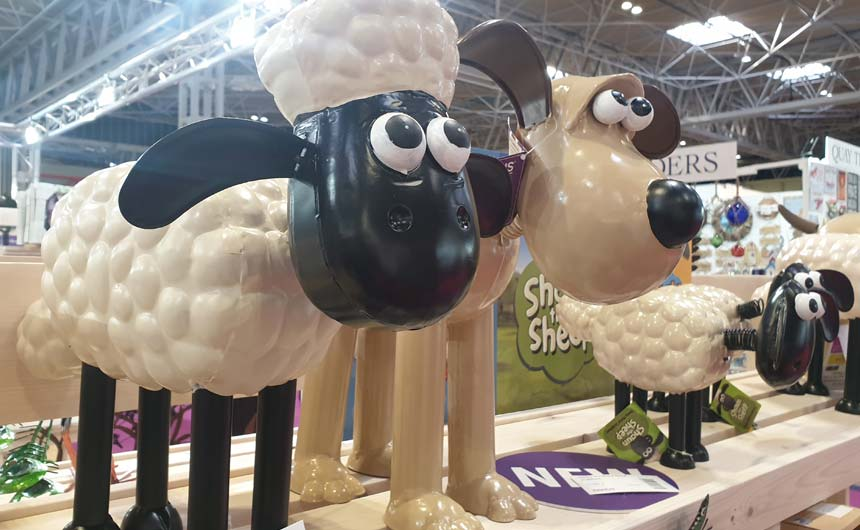Primus has added Gromit to its line-up of metal garden sculptures.