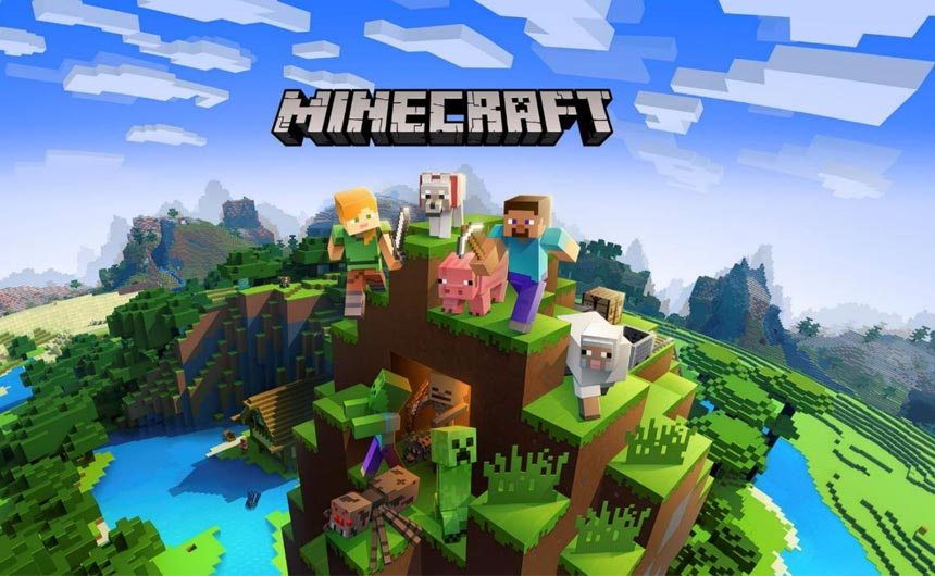 Minecraft's popularity has soared as a game, app and toy across all markets.