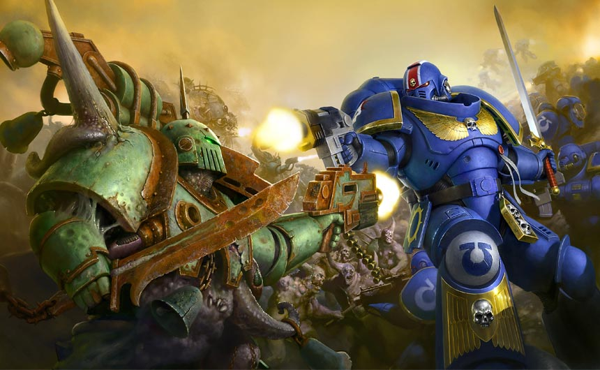 The Warhammer business has doubled in just three years.