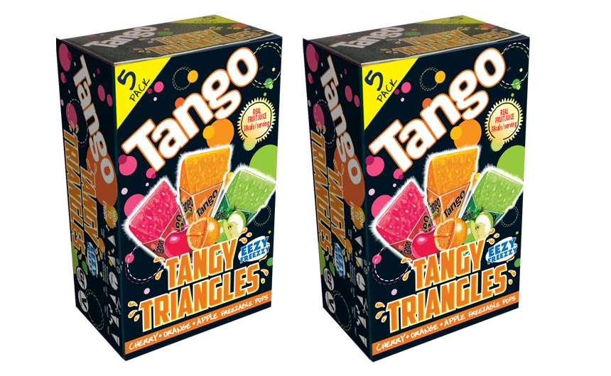 Vimto and Tango Freeze Pops will launch in Lidl stores in the UK in May.