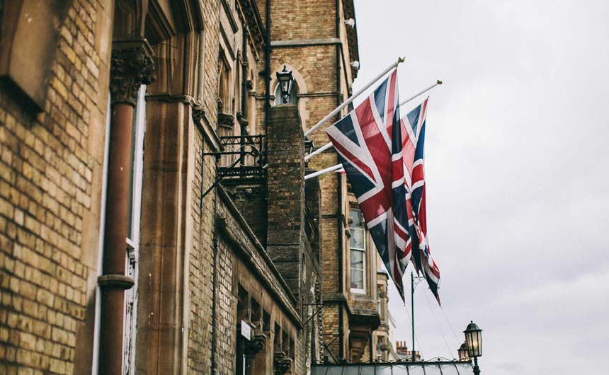 Potentially, there will be renewed interest in British manufacturing.