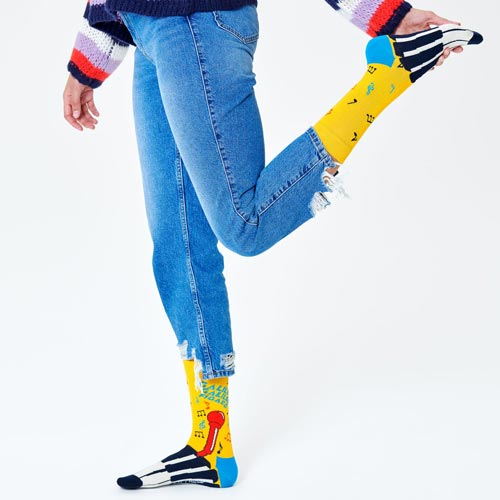 Happy Socks has shown that traditional product can be recast with clever packaging and focused marketing.
