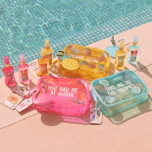 Brandgenuity has grown the Hawaiian Tropic line with new travel bags.