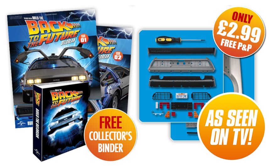 Eaglemoss uses digital marketing well, also developing its subscriber and collector business.