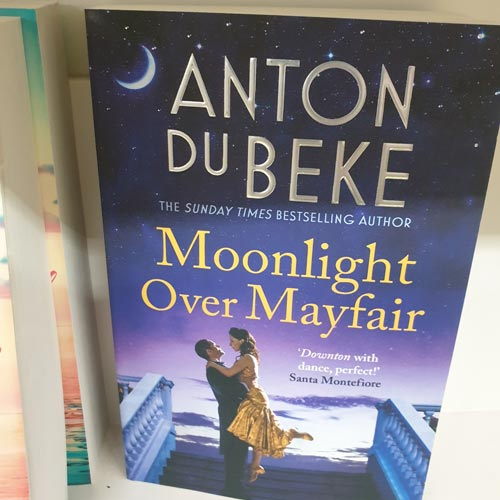 Strictly star Anton Du Beke has a second career as an author.