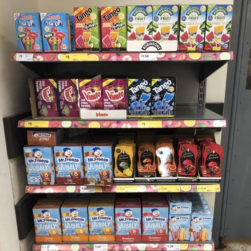Will Stewart highlighted Rose Marketing's Tango range as a 'standout' deal.