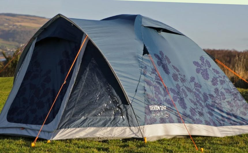Vango is one of National Trust's newest collaborators.