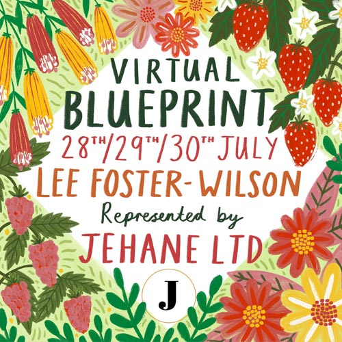 After enjoying success with Virtual Blueprint in May, Jehane is again taking part in this week's online show.