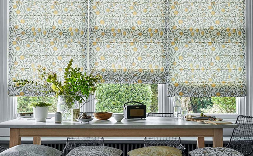 Blinds 2go has a successful partnership with V&A.