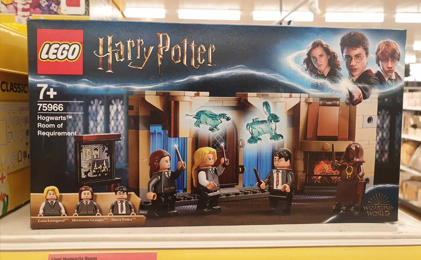 LEGO seems to look at licensing as a long-term part of the NPD process.