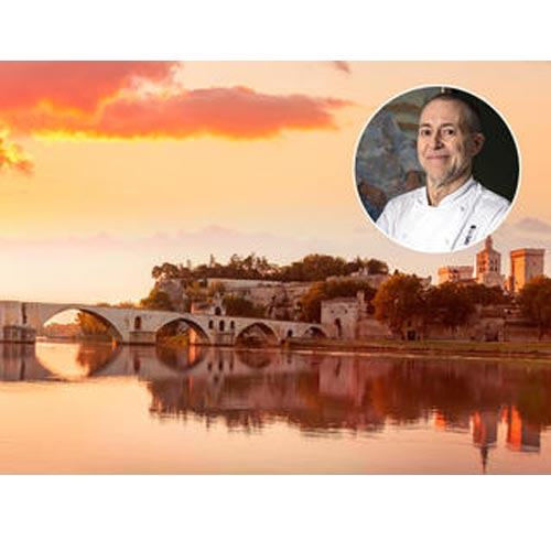 Holiday packages involving chefs such as Michel Roux Jr are featured in Country Living.