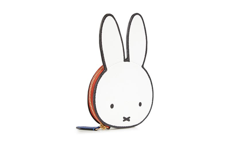 Miffy's high-end collaboration with Strathberry allows the brand to trade up.