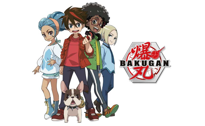 The agency has extended its EMEA deal with Spin Master to include additional IP such as Bakugan.
