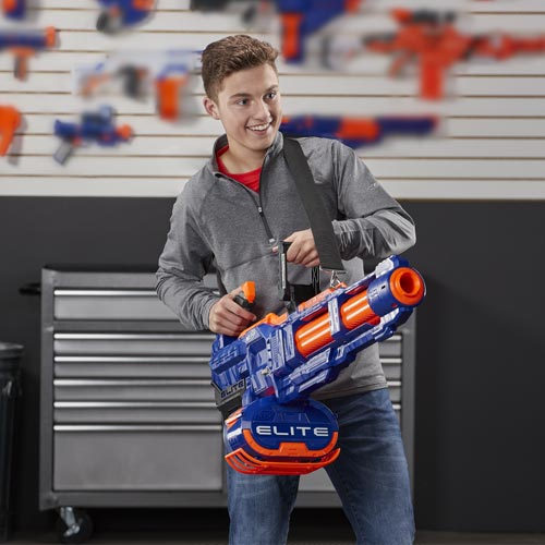 Nerf has seen strong momentum across multiple categories, in particular apparel and home in the UK.