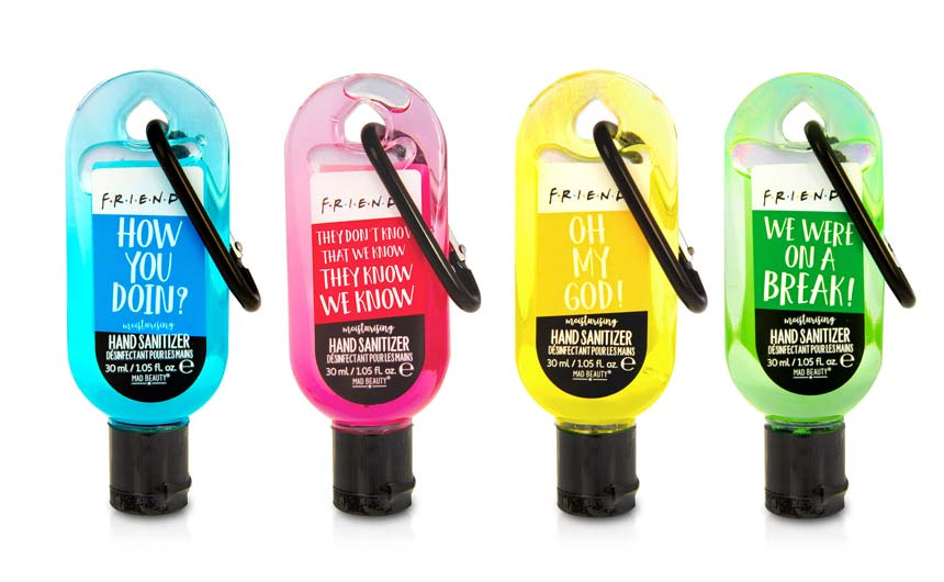 The new Friends collection was teased earlier this year at Spring Fair and is now hitting shelves.