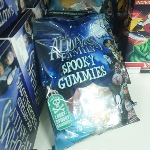 The Addams Family is one of the brands Rose Marketing has focused on for Halloween.