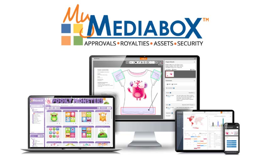 MyMediaBox has 125 major licensors as clients and 55,000 end users.