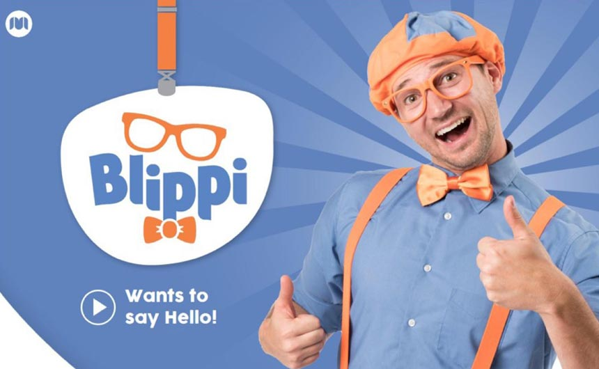 In three months, The Point.1888 has secured 11 new licensees for Blippi.